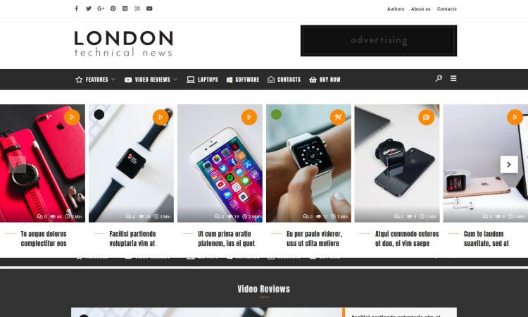 Thiết kế website tạp chí, đánh giá