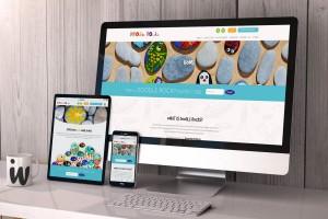 Một số phong cách thiết kế website hiện đại
